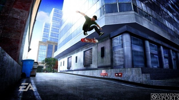 Skate Screenshot #9 for Xbox 360