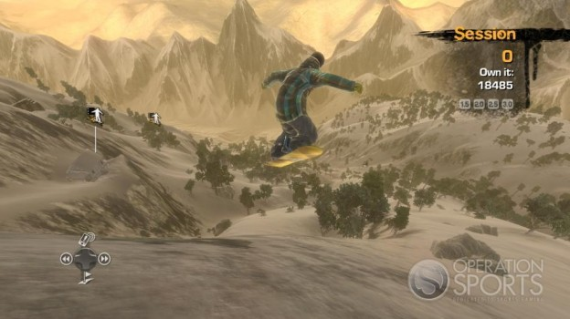 Stoked Screenshot #7 for Xbox 360