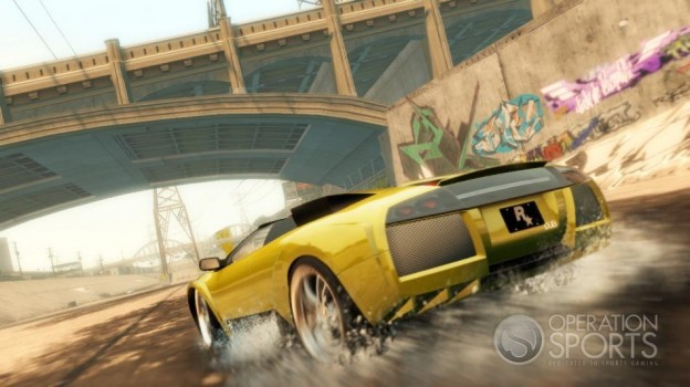Midnight Club: Los Angeles Screenshot #8 for Xbox 360