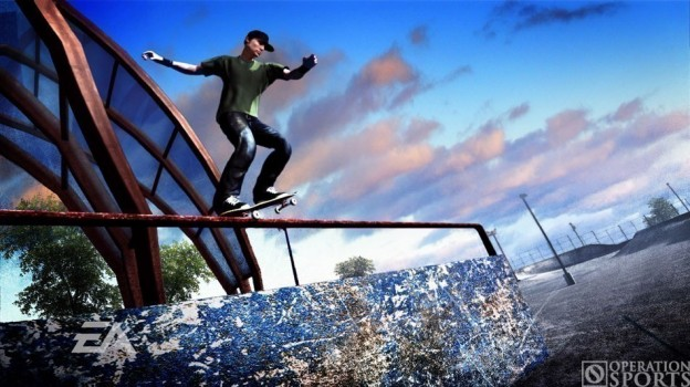 Skate Screenshot #11 for Xbox 360