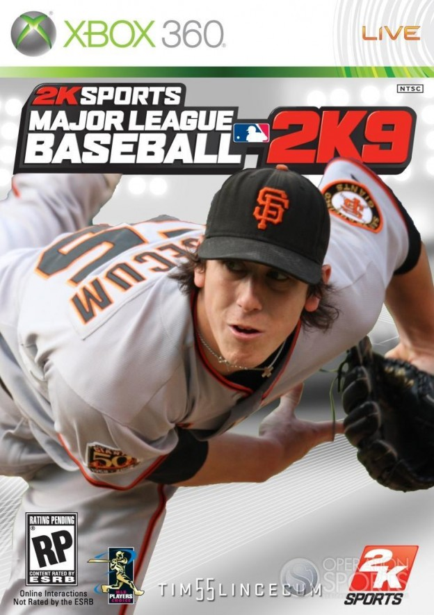 Major League Baseball 2K9 Screenshot #1 for Xbox 360