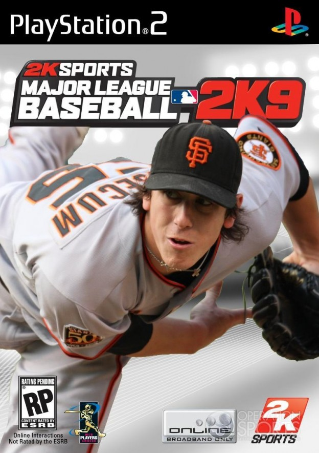 Major League Baseball 2K9 Screenshot #1 for PS2