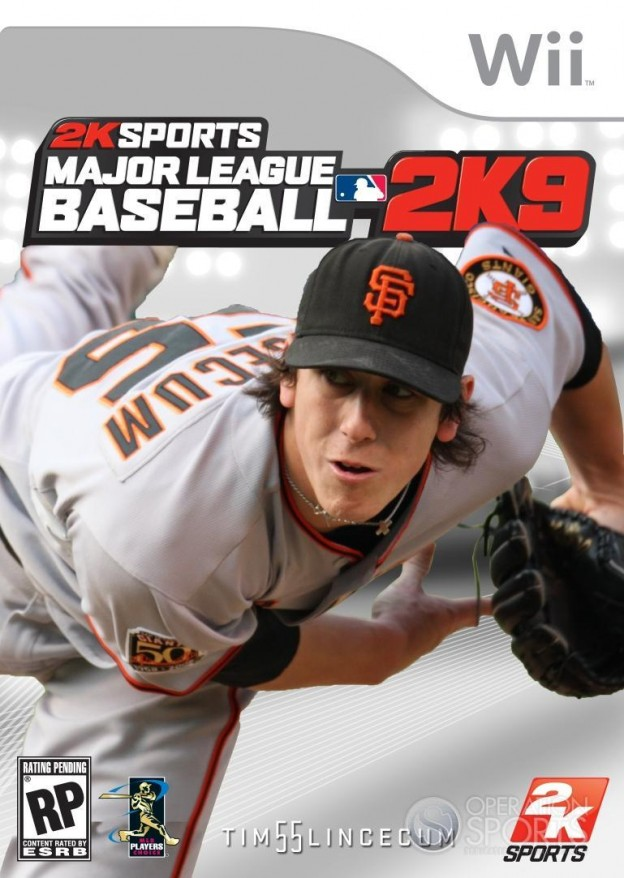 Major League Baseball 2K9 Screenshot #1 for Wii