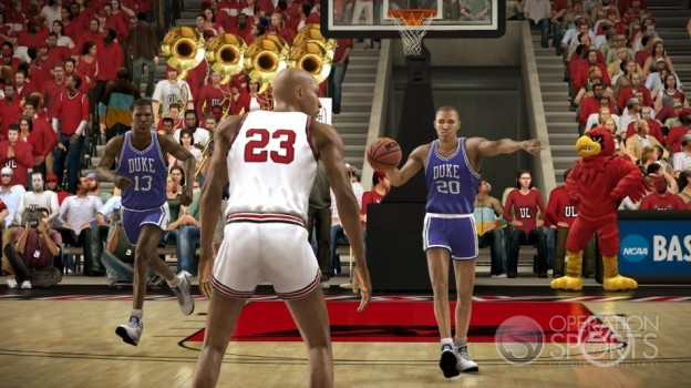 NCAA Basketball 09 Screenshot #84 for Xbox 360