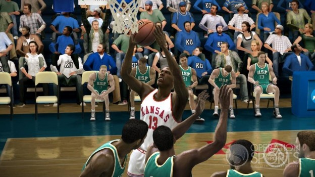 NCAA Basketball 09 Screenshot #86 for Xbox 360