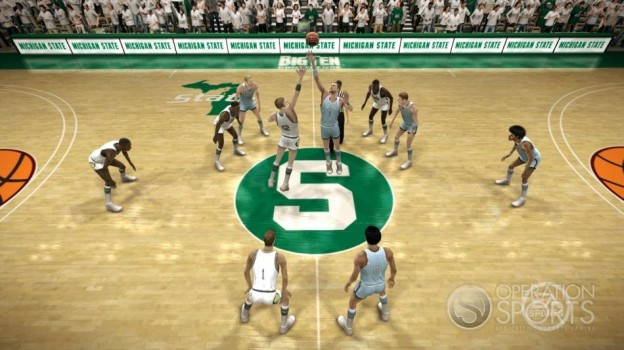 NCAA Basketball 09 Screenshot #88 for Xbox 360