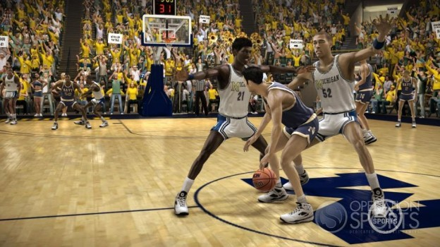 NCAA Basketball 09 Screenshot #89 for Xbox 360
