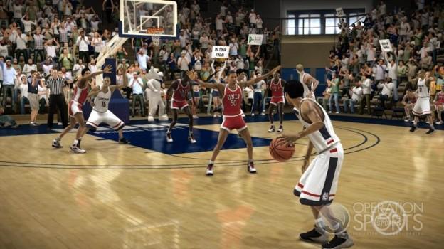 NCAA Basketball 09 Screenshot #90 for Xbox 360