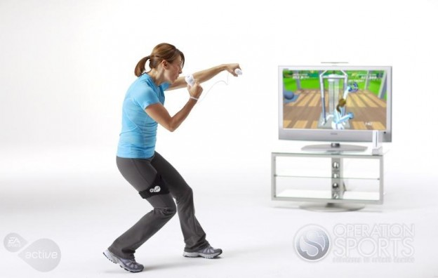 EA Sports Active Screenshot #5 for Wii