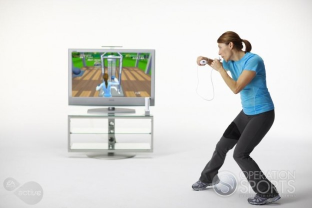EA Sports Active Screenshot #6 for Wii