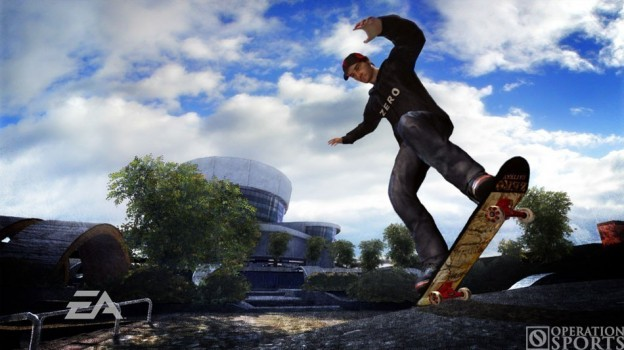 Skate Screenshot #15 for Xbox 360