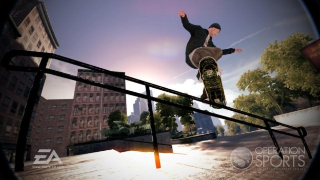 Skate 2 Screenshot #15 for Xbox 360