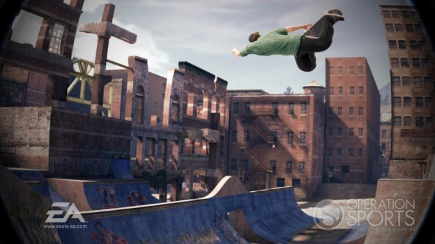 Skate 2 Screenshot #16 for Xbox 360
