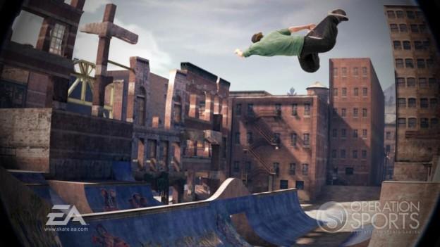 Skate 2 Screenshot #16 for Xbox 360