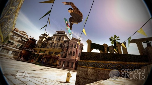 Skate 2 Screenshot #17 for Xbox 360