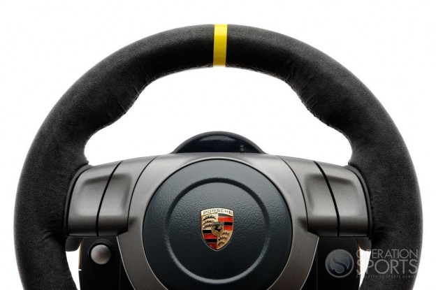 Porsche 911 GT3 RS Racing Wheel Screenshot #4 for PS3