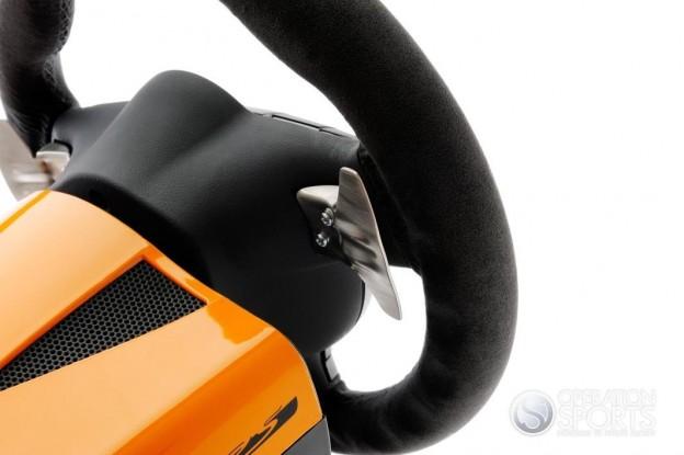 Porsche 911 GT3 RS Racing Wheel Screenshot #8 for PS3