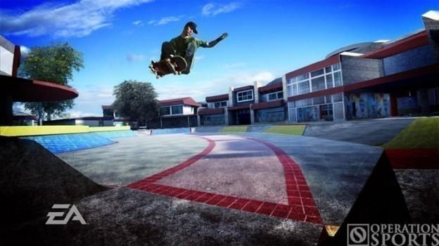 Skate Screenshot #18 for Xbox 360