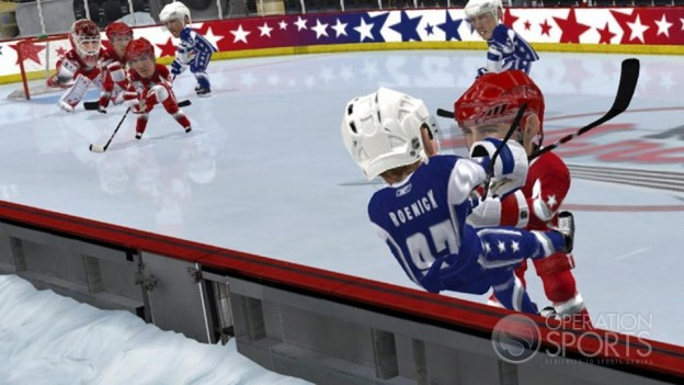 3 on 3 NHL Arcade Screenshot #3 for Xbox 360