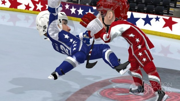 3 on 3 NHL Arcade Screenshot #4 for Xbox 360