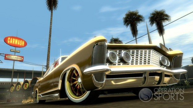 Midnight Club: Los Angeles Screenshot #10 for Xbox 360