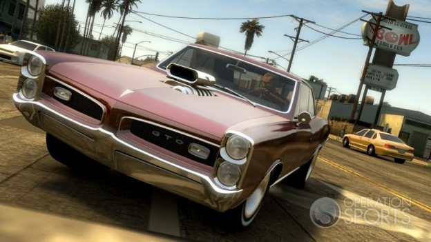 Midnight Club: Los Angeles Screenshot #12 for Xbox 360