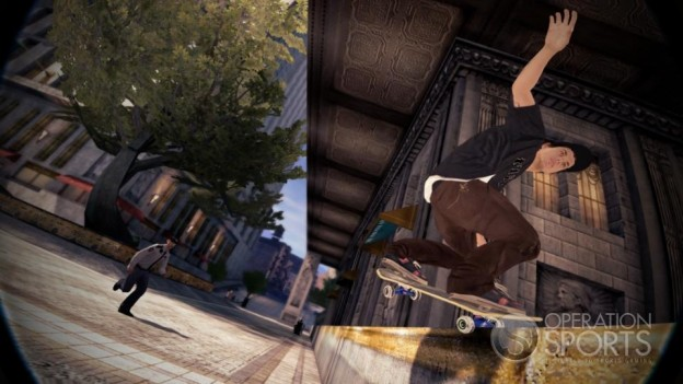 Skate 2 Screenshot #19 for Xbox 360