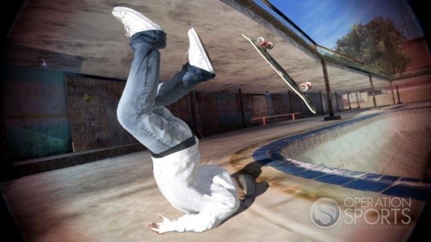 Skate 2 Screenshot #24 for Xbox 360