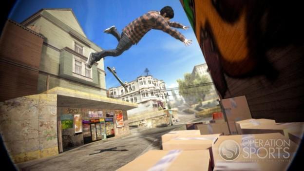 Skate 2 Screenshot #25 for Xbox 360