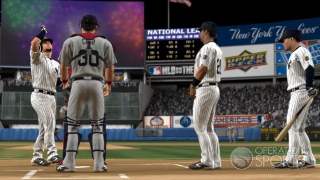 MLB '09: The Show Screenshot #1 for PS3