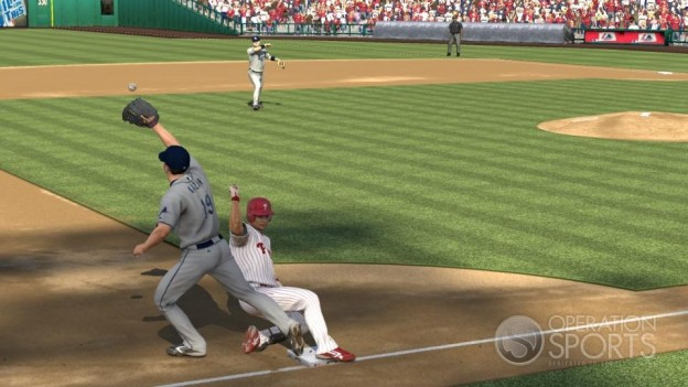MLB '09: The Show Screenshot #3 for PS3