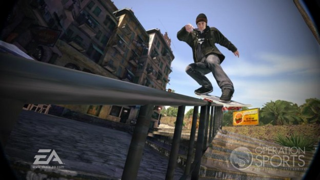 Skate 2 Screenshot #28 for Xbox 360