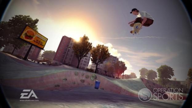 Skate 2 Screenshot #29 for Xbox 360
