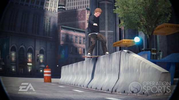 Skate 2 Screenshot #30 for Xbox 360