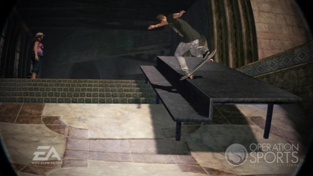 Skate 2 Screenshot #31 for Xbox 360