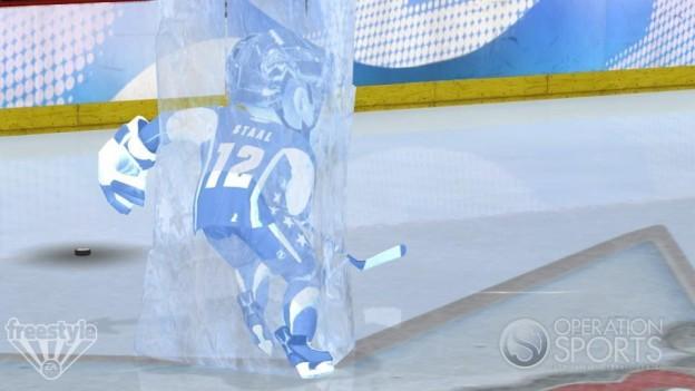 3 on 3 NHL Arcade Screenshot #14 for Xbox 360