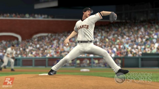 Major League Baseball 2K9 Screenshot #2 for Xbox 360