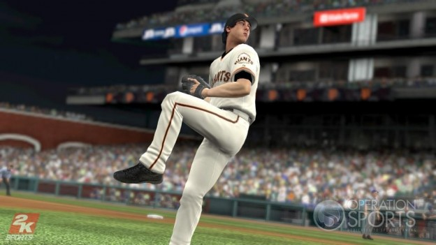 Major League Baseball 2K9 Screenshot #3 for Xbox 360