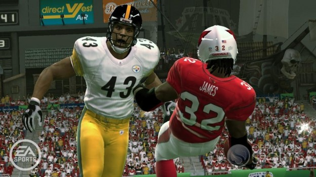 Madden NFL 09 Screenshot #589 for Xbox 360