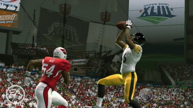 Madden NFL 09 Screenshot #590 for Xbox 360