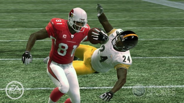 Madden NFL 09 Screenshot #595 for Xbox 360