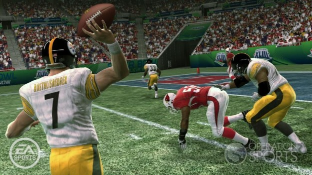 Madden NFL 09 Screenshot #604 for Xbox 360