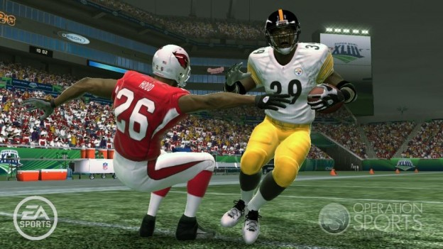 Madden NFL 09 Screenshot #605 for Xbox 360