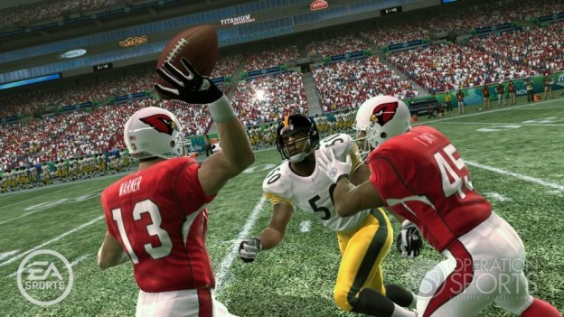 Madden NFL 09 Screenshot #606 for Xbox 360