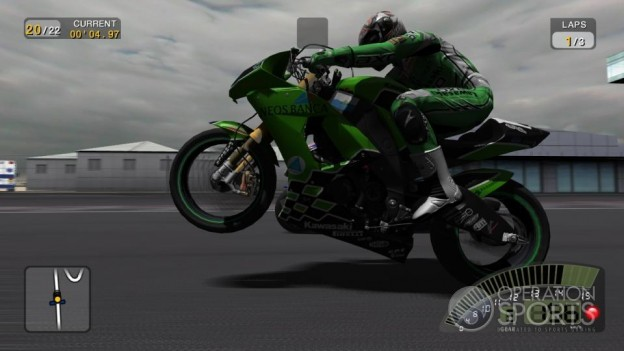 SBK Superbike World Championship Screenshot #1 for Xbox 360