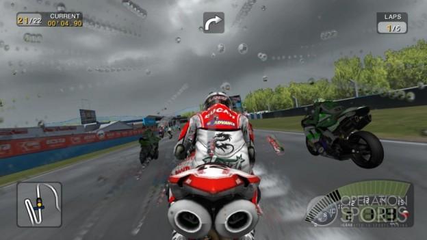 SBK Superbike World Championship Screenshot #2 for Xbox 360