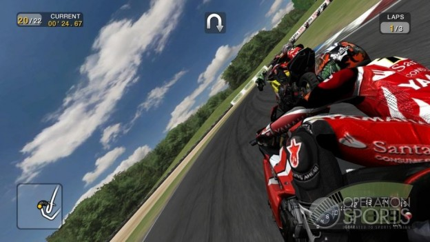 SBK Superbike World Championship Screenshot #5 for Xbox 360
