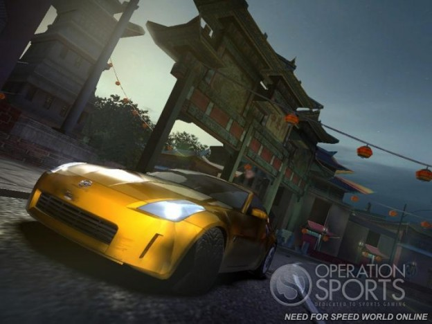 Need for Speed World Screenshot #1 for PC