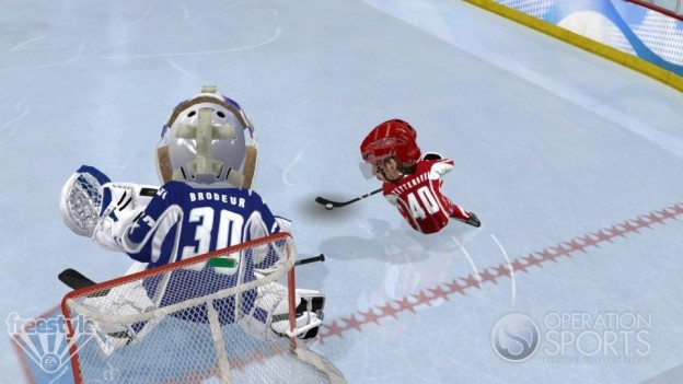 3 on 3 NHL Arcade Screenshot #16 for Xbox 360