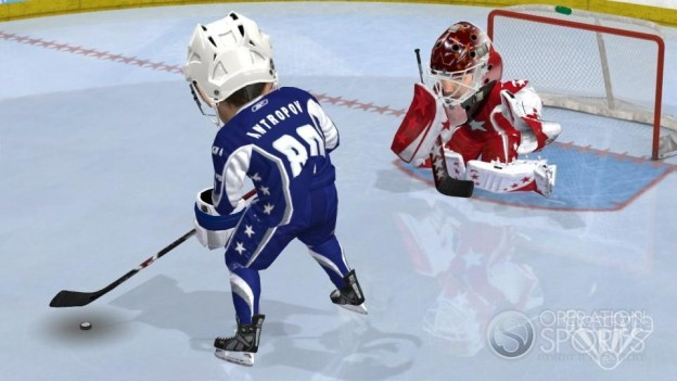 3 on 3 NHL Arcade Screenshot #17 for Xbox 360